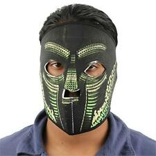 Doom Mad Rapper Green Mask - Airsoft - Paintball - Motorcycle - NEW - Mask16