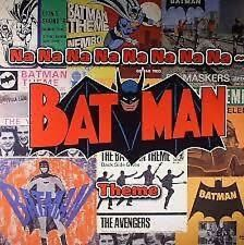 NA NA NA NA NA NA BATMAN THEME VINYL LP 60'S GARAGE BEAT PSYCH NEW SEALED