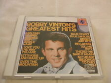 Bobby Vinton´s greatest hits, CD
