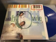 David Bowie, Hours, Limited Edition, On Blue Wax, Blackstar