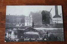 Valentines PPC: Feed the Guns, War Bonds display in Trafalgar Square