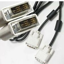 Space Shuttle-Z AWM 20276 Style DVI-D 18+1 Male-Male Single Link 1.75m Cable