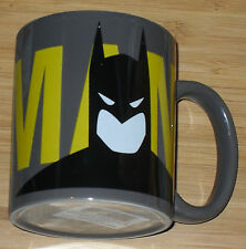 BATMAN, JOKER COLLECTABLE MUG GRAY BACKGROUND NEW