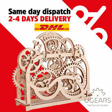 UGears Theater mechanical wooden model KIT 3D puzzle Assembly