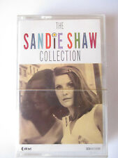 THE SANDI SHAW COLLECTION - IMPORT CASSETTE TAPE - BRAND NEW