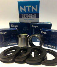 YZF1000 R1 1998-2008 JAPANESE OEM SPEC COMPLETE FRONT & REAR WHEEL BEARING KIT