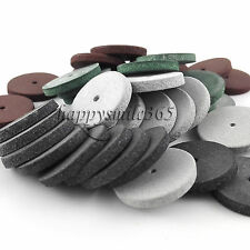 Sale Mixed Silicone Rubber Polishing wheels for Dental Jewelry Rotary Tool 40pcs