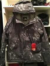 Nwt The North Face Men's Metro Mountain Jacket Large 3m Logo Supreme Reflective
