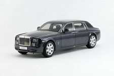 Kyosho Rolls-Royce Phantom EWB Darkest Tungsten 1/18