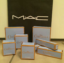 MAC CINDERELLA Lot of 8 Mystery Princess Glass Slipper Free as a Butterfly +More