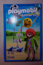 PLAYMOBIL - 5546 CLOWN CON PALLONCINI