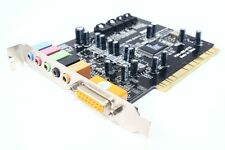 Philips PSC605 Sonic Edge PDNI-A0X-V112 PCI Sound-Karte 5.1 Channel Surround