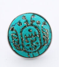 Nouveau Noosa Amsterdam Chunk crn-224-01 scarab turquoise tranches