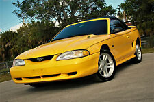 1998 Ford Mustang GT Convertible 2-Door