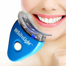 WHITE LIGHT SMILE - The Platinum Light Teeth The Future Of Teeth Whitening
