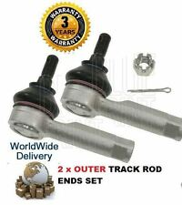 FOR FORD MAVERICK MAZDA TRIBUTE 2.0 3.0 2001-2004 2 x OUTER TRACK TIE ROD ENDS