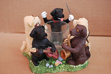 ASST'D LABS PLAYING MUSIC Continental Creations #P747 Votive Candle Holder S6329