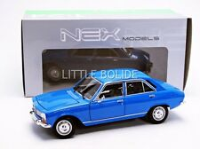 WELLY 1/24 PEUGEOT 504 Berline - 1974 24001BL