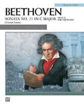 Sonata No.21 Cmaj Op53 (Waldstein) Pf; Beethoven ed Gordon, Piano Solo - 27905