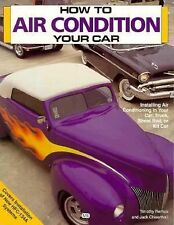 How to Air Condition Your Car