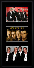 Westlife Framed Photographs PB0344
