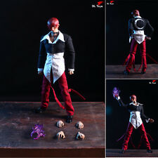 9L TOYS THE KING OF FIGHTERS KOF IORI YAGAMI 1/6 Scale FIGURE