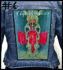 EDGE OF SANITY  --- Huge Jacket Back Patch Backpatch --- Various Designs
