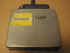 Fuel injection ECU - Citroen XM Peugeot 605 2.0i 89-90 0280000347 9604101280