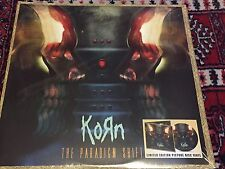 """KORN """"The Paradigm Shift"""" 2 LP new vinyl sealed Record Store Day PICTURE DISCS"""