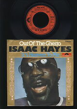Isaac Hayes - Out of the Ghetto - It's Heaven To Me - 7 Inch Vinyl  - GERMANY