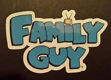 Family guy TV water resistant sticker tablet laptop guitar suitcase 460