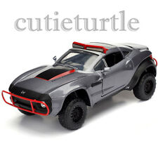 Jada Fast and Furious 8 Letty's Rally Fighter 1:24 Diecast Model Car 98297 Grey
