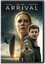 Arrival (DVD 2016) NEW* Drama, Science Fiction* PRE-ORDER SHIPS ON 02/14/17