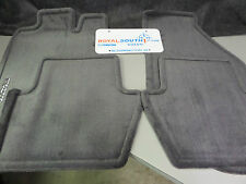 Genuine Volvo 850-V70-S70 GRAY Carpet Floor Mat Set OE OEM 9166888