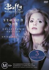 Buffy The Vampire Slayer: Season 1 (DVD, 2006, 3-Disc Set) TV Series, Like New