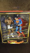 SUPERMAN VS. MUHAMMAD ALI BOXING 2-PACK DELUXE ACTION FIGURE SET NECA DC