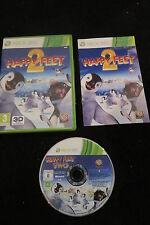 XBOX 360 : HAPPY FEET 2 - Completo, ITA ! Il gioco del film ! Da 3 anni in su
