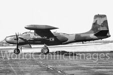 USAF Korean War B-26K (A-26) Counter Invader #12 8x10 Photo Vietnam