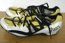 ASICS GN800 Mens Track & Field Running Sprint Removable CLEATS Spikes Shoes 9 42