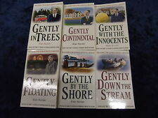 6 INSPECTOR GEORGE GENTLY CASE FILES by ALAN HUNTER * UK POST £3.25 * PAPERBACKS