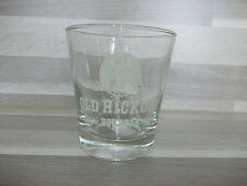Vintage Old Hickory straight bourbon whisky tumbler - Embassy Club