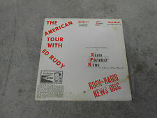 THE BEATLES-ED RUDY-THE AMERICAN TOUR-DG-EARLY PRESSING-PULSEBEAT DOCUMENTARY