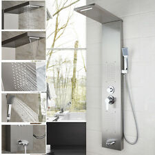 Bathtub Tap Shower Column Multi Function Shower Panel Screens Shower Head Set