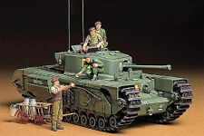 Tamiya Model kit 1/35 British Churchill Mk.VII- Infantry Tank Mk.IV