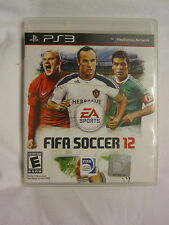 FIFA Soccer 12 (PlayStation 3) Complete Mint!