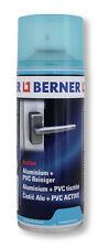ALLUMINIO PVC-Detergente per Active cromo plastica SMALTO BERNER 400ml 13792