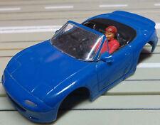 per slot car Racing Modellismo ferroviario - Cabrio Carrozzeria per Tyco Telaio