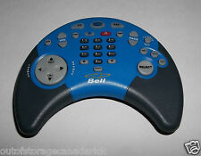Bell Canada Game Galaxy Wireless Controller Sat / TV Remote Excellent Condition
