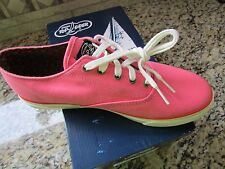 NEW SPERRY TOP-SIDER CVO PEACH SHOES WOMENS 7 CANVAS SNEAKERS FREE SHIP
