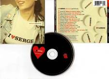 "GAINSBOURG ""I Love Serge - Electronica"" (CD) 2001"